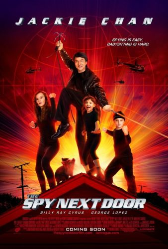 Шпион по соседству The Spy Next Door 2010