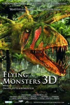 Крылатые монстры Flying Monsters 3D with David Attenborough 2011